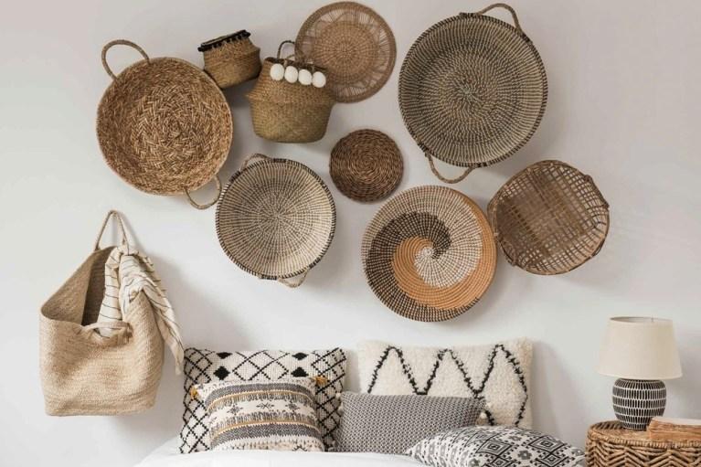 Où trouver un joli panier artisanal en fibres naturelles // Hellø Blogzine - Blog déco Lifestyle - www.hello-hello.fr