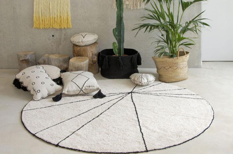 Tapis lavable Lorena Canals // Hëllø Blogzine blog deco & lifestyle www.hello-hello.fr