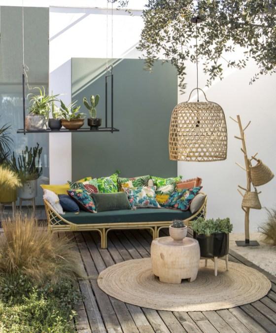 12 canapés de jardin qui ressemblent à des canapés de salon // Hëllø Blogzine blog deco & lifestyle www.hello-hello.fr