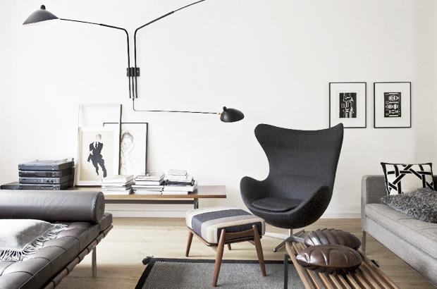 Ces meubles et objets cultes qu'il faut connaitre fauteuil Egg // Hëllø Blogzine blog deco & lifestyle www.hello-hello.fr