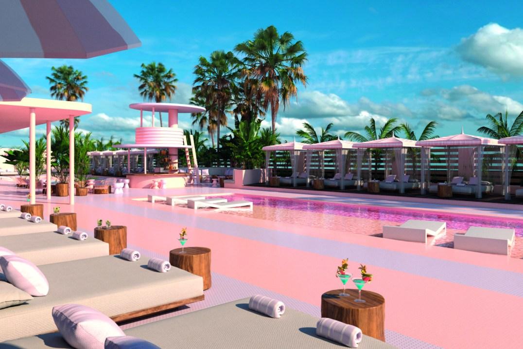 Ces hotels ultra instragrammables qui nous font rever Paradiso Art Hotel