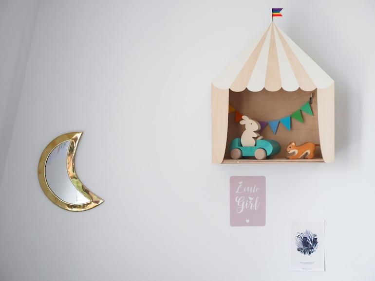 Etagere cirque pour enfant Up Warsaw // Hellø Blogzine - Blog Deco Lifestyle