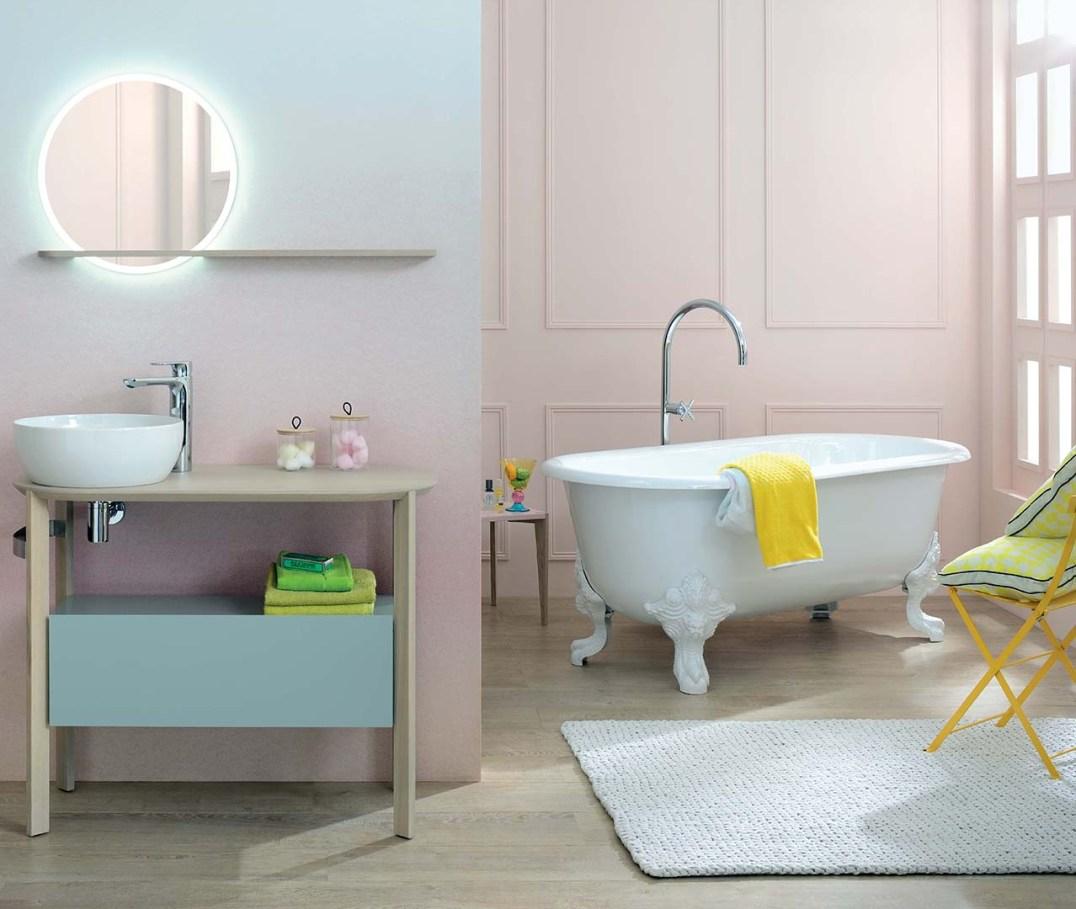 Comment aménager une salle de bain kids friendly // Hëllø Blogzine blog deco & lifestyle www.hello-hello.fr #sanijura #kids