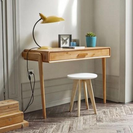 Petit bureau compact // Hëllø Blogzine blog deco & lifestyle www.hello-hello.fr