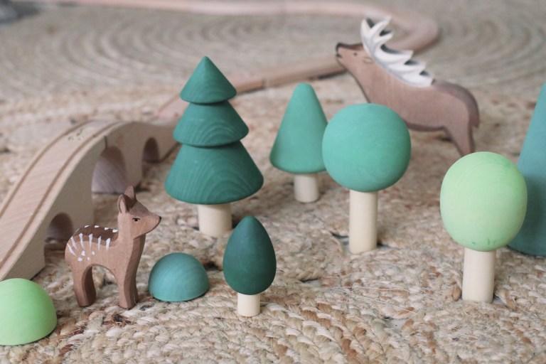 Jouets en bois eco-friendly et montessori Raduga Grez // Hellø Blogzine - Blog déco lifestyle - www.hello-hello.fr