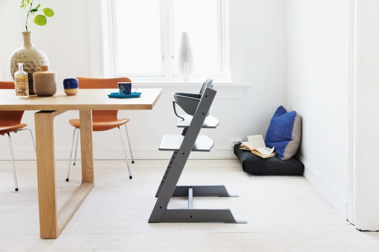 La chaise haute Tripp Trapp, star du design - Hellø Blogzine - Blog déco Lifestyle - www.hello-hello.fr