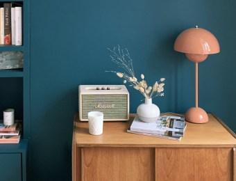 Lampe design Flowerpot de Verner Panton // Hellø Blogzine - Blog déco lifestyle - www.hello-hello.fr