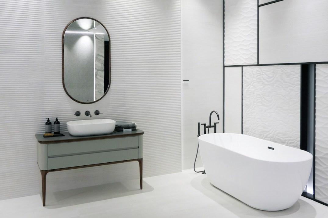Porcelanosa Inspirations Salle de bain // Hellø Blogzine blog deco & lifestyle www.hello-hello.fr