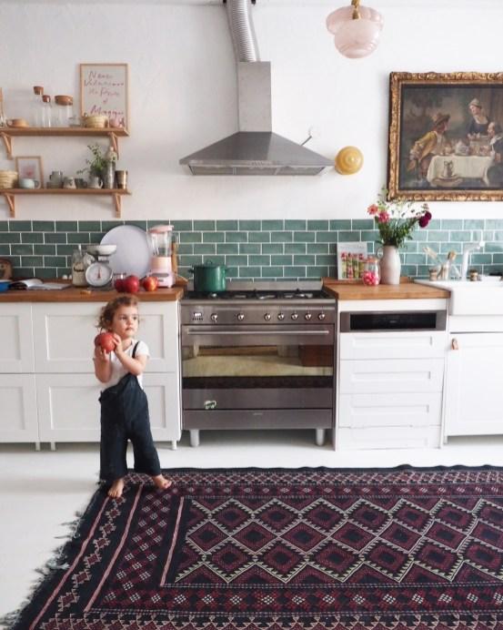 Une maison ancienne rénovée // Hëllø Blogzine blog deco & lifestyle www.hello-hello.fr