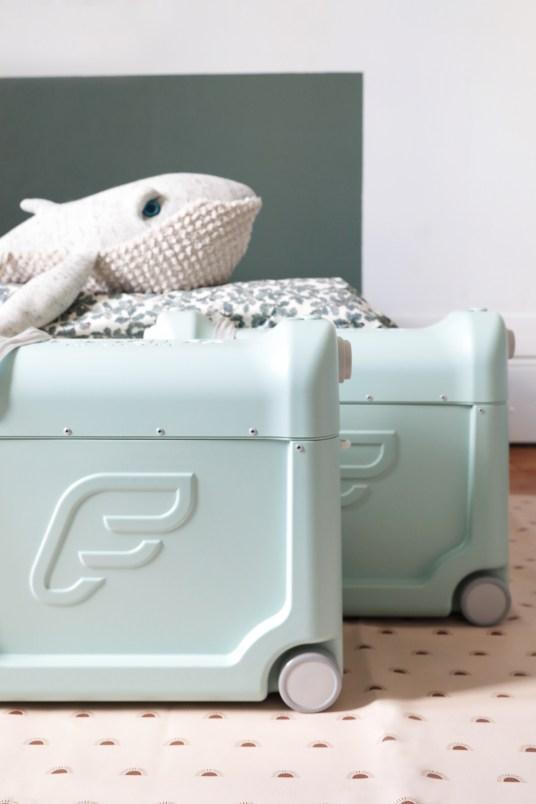Valise cabine à roulettes pour enfants Jetkids // Hellø Blogzine blog deco & lifestyle www.hello-hello.fr