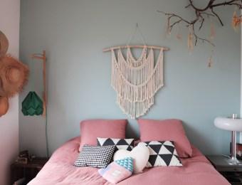 linge de lit en gaze de coton // Hellø Blogzine - Blog déco lifestyle - www.hello-hello.fr