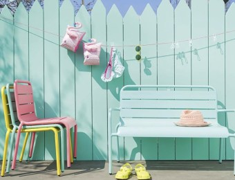 Ou trouver de jolis meubles de jardin pour enfants ? // Hellø Blogzine - blog déco Lifestyle - www.hello-hello.fr