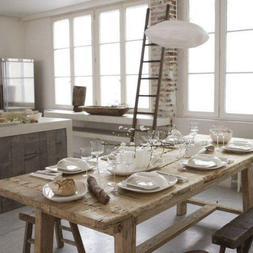 Decoration campagne chic - Farm life home decor // Hellø Blogzine - Blog déco lifestyle - www.hello-hello.fr