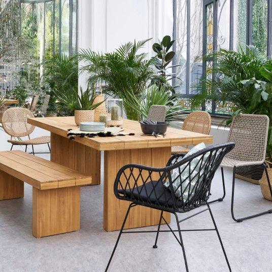 Fauteuil de jardin La Redoute Intérieurs // Hellø Blogzine blog deco & lifestyle www.hello-hello.fr