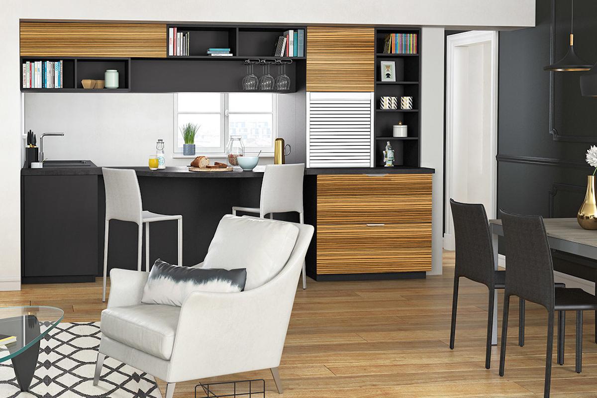Cuisine Pour Petit Espace Contemporaine nos meilleures astuces pour bien agencer une petite cuisine