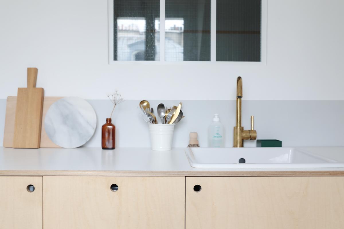 Comment réaliser une cuisine en contreplaqué ? - Hëllø Blogzine