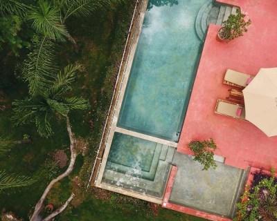 Get the look : shopping déco inspiré des haciendas du Yucatàn au Mexique - Tulum style home decor ideas // Hellø Blogzine blog deco & lifestyle www.hello-hello.fr