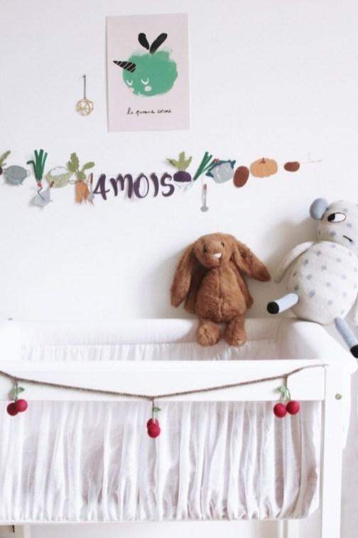 Berceau, lit co-dodo couffin, quel lit choisir pour son bébé ? Hellø Blogzine Blog déco lifestyle - www.hello-hello.fr