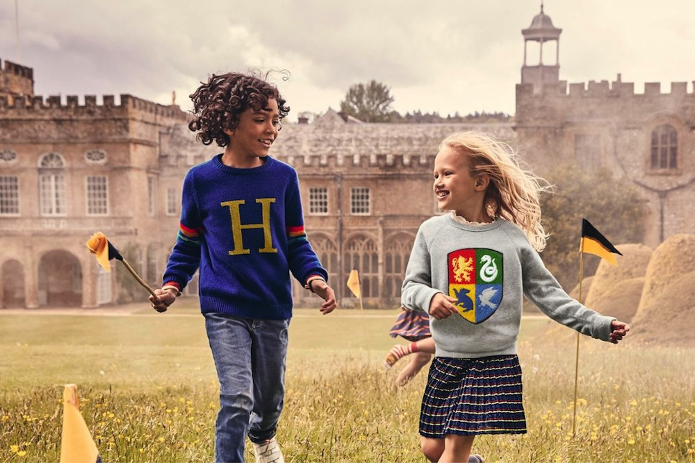 Les Collabs enfants de la rentrée 2019 - Harry Potter x Boden // Hellø Blogzine - Blog déco Lifestyle - www.hello-hello.fr