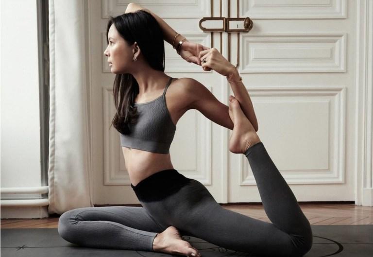 Accessoires de yoga stylés - Trendy yoga accessories // Hellø Blogzine blog deco & lifestyle www.hello-hello.fr #yoga