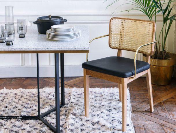 Où trouver des meubles en cannage ? // Hellø Blogzine - blog déco lifestyle - www.hello-hello.fr