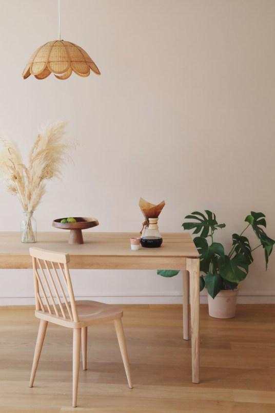 Table extensible et design Ethnicraft // Hellø Blogzine blog deco & lifestyle www.hello-hello.fr
