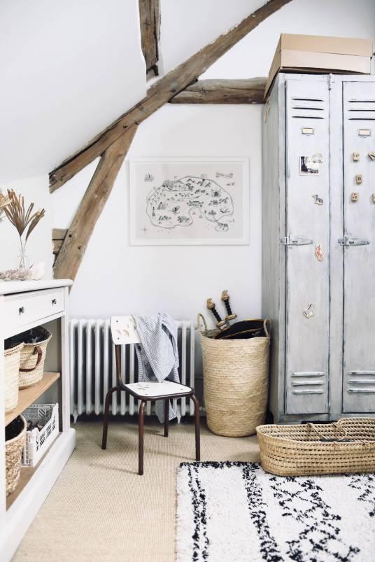 Visite privée de la maison bohème et nature d'Aurélie Mazurek // Hëllø Blogzine blog deco & lifestyle www.hello-hello.fr