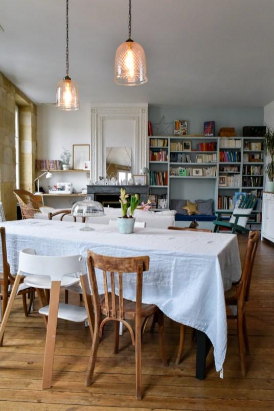Le duplex Arty Bohème à Bordeaux de My Brouhaha // Hellø Blogzine - blog déco Lifetyle - www.hello-hello.fr ©E.MAYER