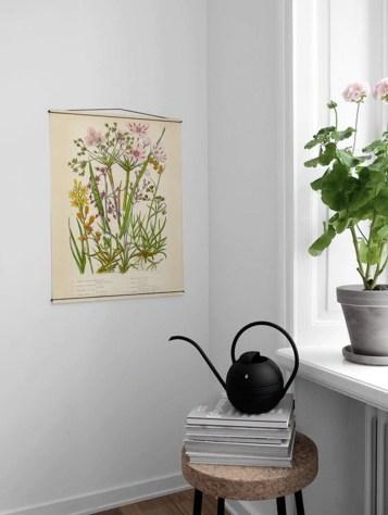 Tendance Déco fleurie // Hellø Blogzine - Blog décor Lifestyle - www.hello-hello.fr