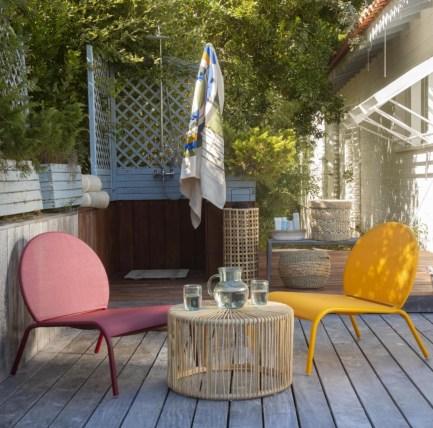 Où trouver du mobilier en rotin pour le jardin ? // Hellø Blogzine blog deco lifestyle www.hello-hello.fr