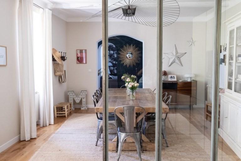 Casa da família de Agathe em Poetic Deco // Hellø Blogzine deco & lifestyle blog www.  hello-hello.fr