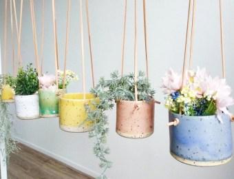 Où trouver de jolies suspensions pour plantes // Hellœ Blogzine Blog déco lifestyle - www.hello-hello.fr