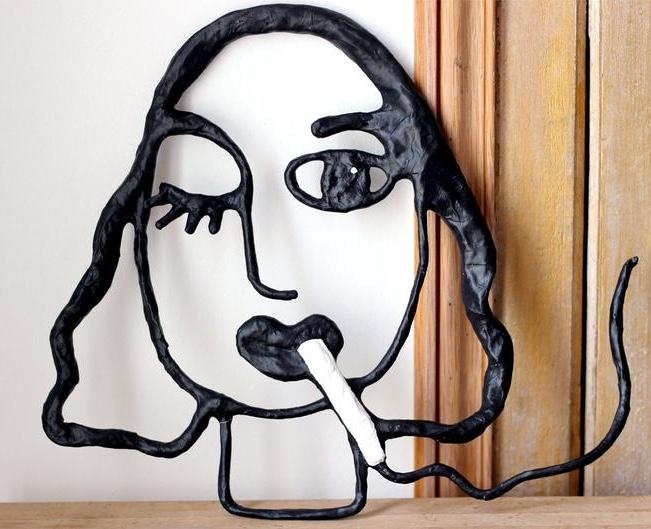 Quand le papier mâché s'empare des collections déco // Hellø Blogzine blog deco lifestyle www.hello-hello.fr