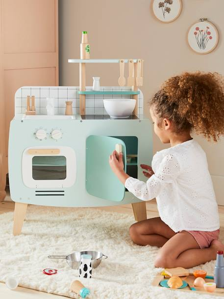 Où trouver une jolie petite cuisine enfant ? // Hellø Blogzine - Blog déco Lifestyle - www.hello-hello.fr
