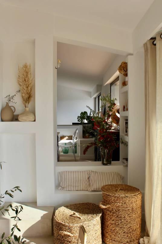 Visite privée de la maison méditerranéenne esprit finca de Mathilde // Hëllø Blogzine blog deco & lifestyle www.hello-hello.fr