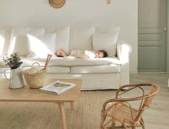 Bienvenue dans la maison douce et naturelle de Mayra and Me // Hellø Blogzine blog deco lifestyle www.hello-hello.fr