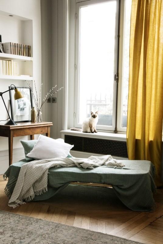 6 conseils pour aménager un coin lecture cosy // Hellø Blogzine blog deco & lifestyle www.hello-hello.fr