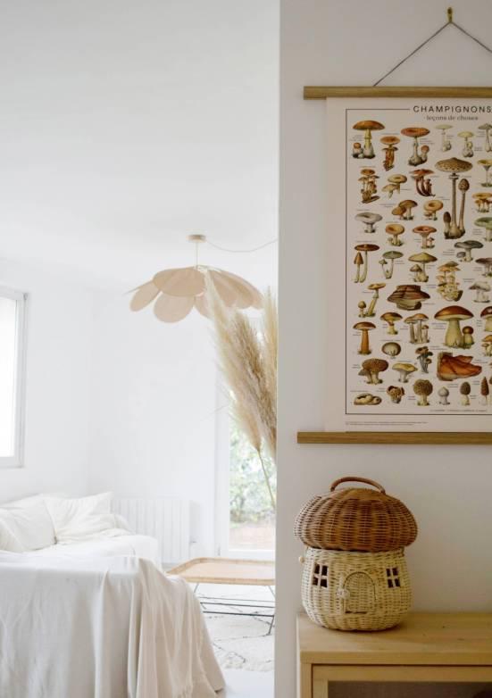 Visite de la maison méditerranéenne épurée de Bon Voyage Camille // Hellø Blogzine blog deco & lifestyle www.hello-hello.fr