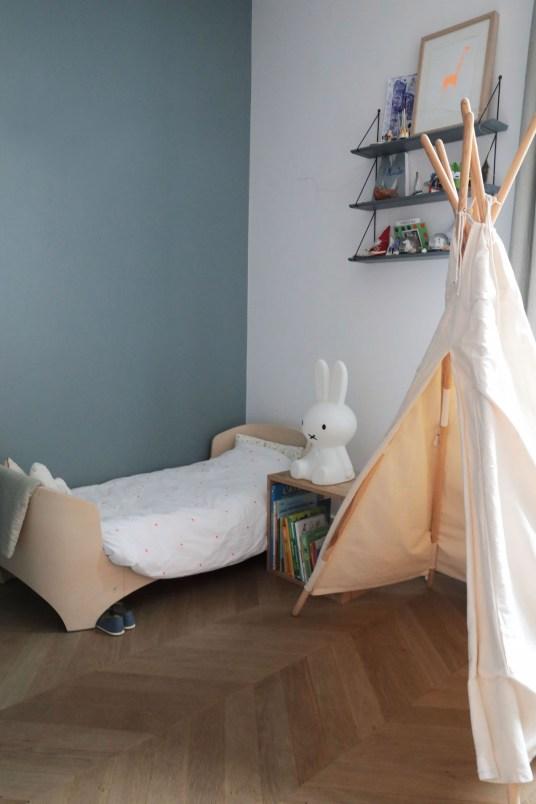 L'appartement haussmannien de Constance, créatrice de Marlot // Hellø Blogzine blog deco & lifestyle www.hello-hello.fr