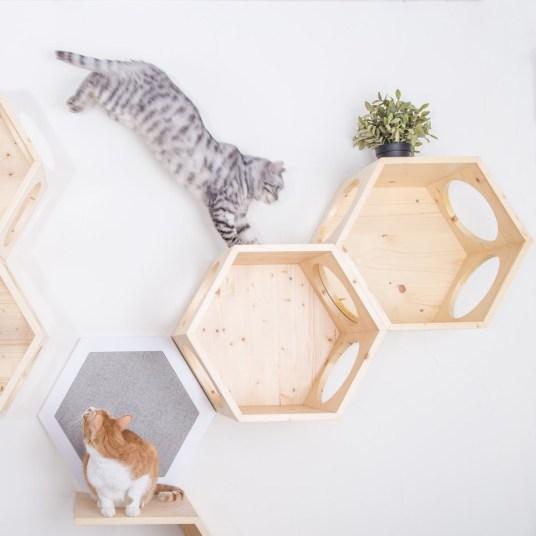 Des jolis accessoires chics et design pour chien et chat // Hellø Blogzine blog deco & lifestyle www.hello-hello.fr