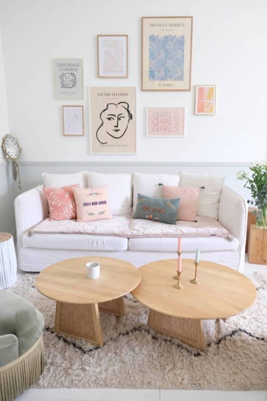 Visite privée dans la maison bourgeoise de Marina Décoration // Hellø Blogzine - Blog déco lifestyle - www.hello-hello.fr