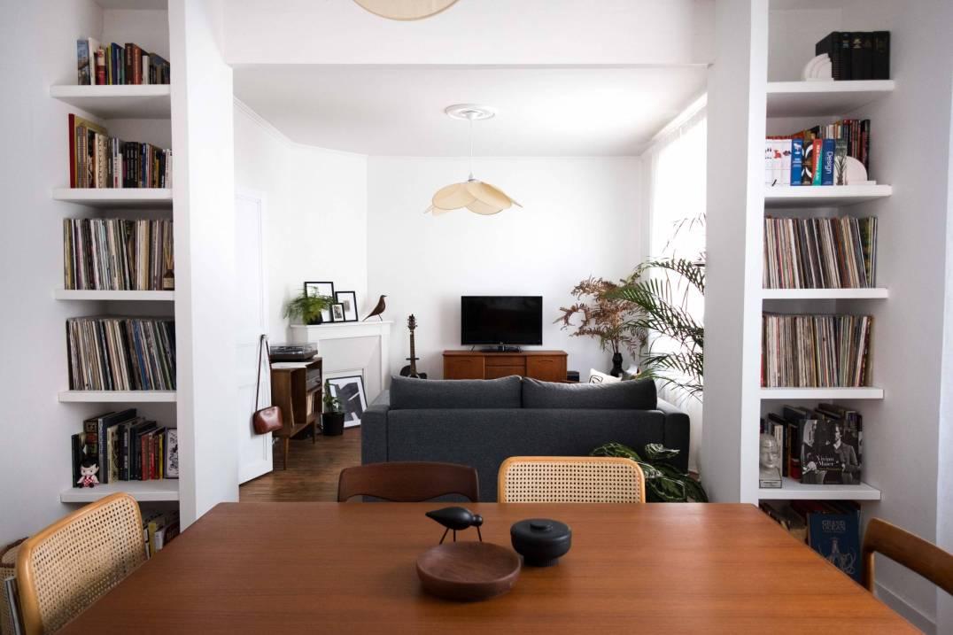 Visite privée dans la maison années 1940 de Maaaargz // Hellø Blogzine - Blog déco lifestyle - www.hello-hello.fr