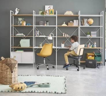 Où trouver un bureau-bibliothèque ? // Hellø Blogzine blog deco lifestyle www.hello-hello.fr