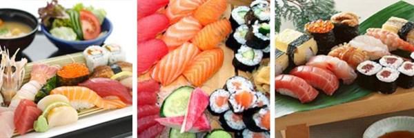 fuji sushis