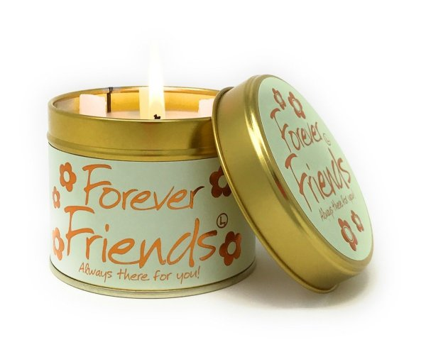 Forever Friends Candle Hello Petal