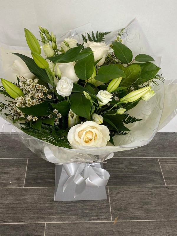 Ivory Lane Flower Bouquet