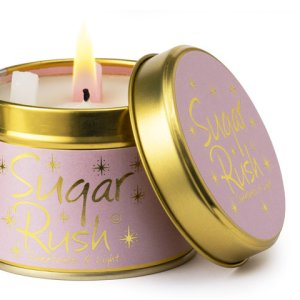 Sugar Rush Candle Hello Petal
