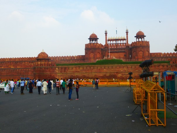 Delhi - 2013.10 - Red Fort (13)