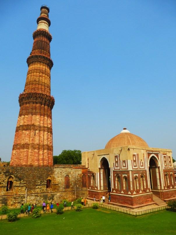 Delhi - 2013.10.20 -  Qutab Minar (9)