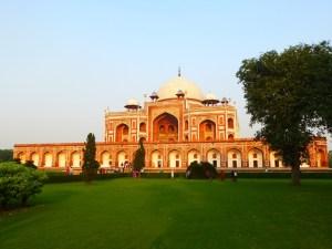 Delhi - 2013.10.20 -  Humayun Tumb (2)